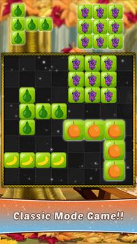 Block Puzzle Fruit poster