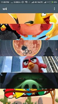 Angry Birds Wallpaper screenshot 1