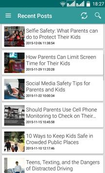 Family Safety Blog apk screenshot