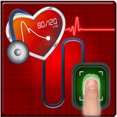 Finger BP Blood Pressure Prank icon