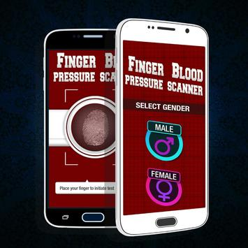 Finger BP Blood Pressure Prank poster