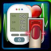 Blood Pressure Check Prank icon