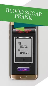 💉Blood Sugar Test Check Prank screenshot 8