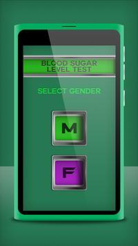 Blood Sugar Checker Test Prank screenshot 5