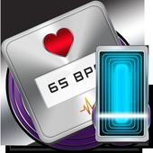 Fingerprint Blood Sugar Test 🏥 SPO2 Checker Prank icon