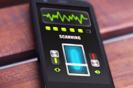 Fingerprint Blood Sugar Test 🏥 SPO2 Checker Prank screenshot 4