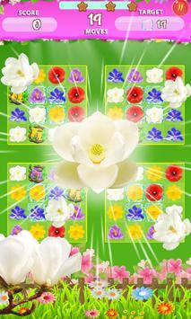Blossom Jam: Amazing Match 3 screenshot 5