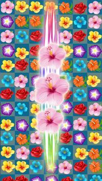 Flower Crush - Match 3 screenshot 3