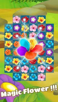 Flower Crush - Match 3 screenshot 4