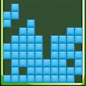 Bloque puzzle classic icon