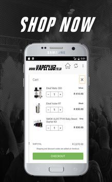Vape Club South Africa screenshot 1