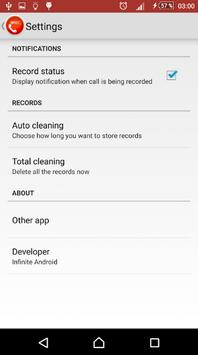 Call Recorder Automatic screenshot 2