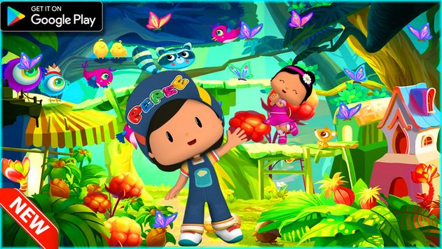 Pepee ile araba 2018 oyunu screenshot 1