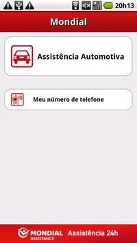 Mondial DirectAssist apk screenshot