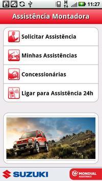 Suzuki DirectAssist apk screenshot