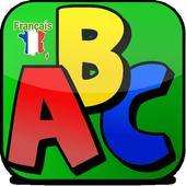 Alfabeto Francês (Infantil) icon