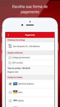 Baião Comida Nordestina screenshot 2