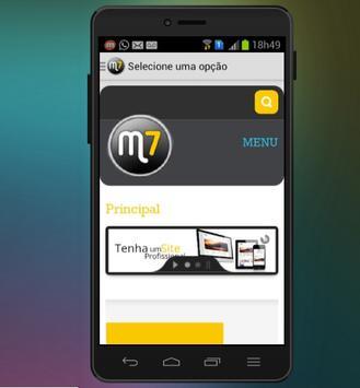 Volta Redonda - Publicidade M7 apk screenshot