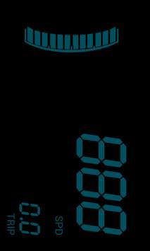 Digital speedometer: Digivel screenshot 3