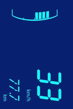 Digital speedometer: Digivel screenshot 1