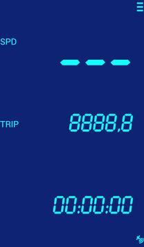 Digital speedometer: Digivel apk screenshot