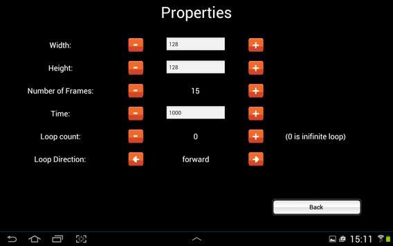 Sprite Reader screenshot 3