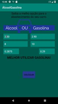 ÁlcoolGasolina screenshot 6