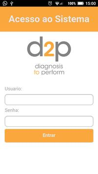 D2P Diagnosis to Perform poster