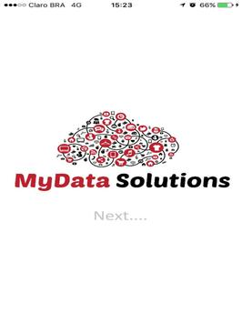 MyData English My Data poster