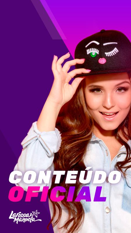 587b02837a812 Larissa Manoela Oficial for Android - APK Download