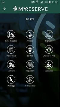 Seu Aplicativo de Reservas apk screenshot