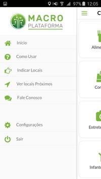 Clube Macro screenshot 3