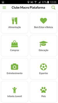 Clube Macro screenshot 2
