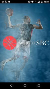 BasqueteSBC poster