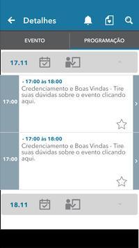 ADVB/RS Eventos apk screenshot