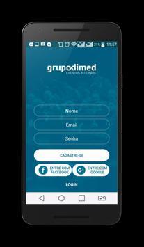 Grupo Dimed - Eventos Internos poster