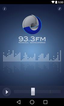 Rádio FM 93.3 screenshot 1