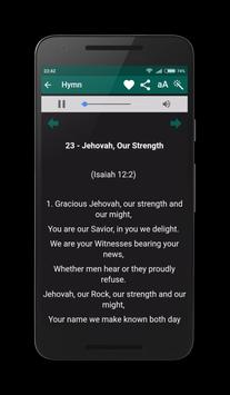 Sing to Jehovah screenshot 4