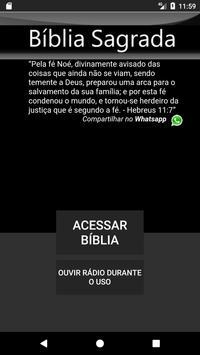 Bíblia Sagrada Versão JFA Revisada poster