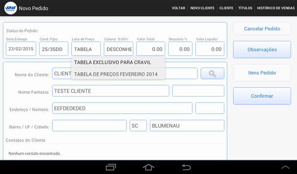 JJW Mobile screenshot 2