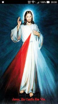 Orações Católicas poster