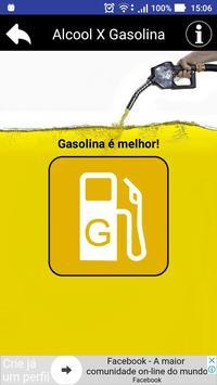 Álcool X Gasolina (Etanol X Gasolina) screenshot 3