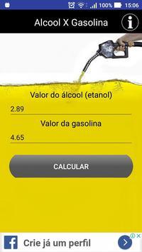 Álcool X Gasolina (Etanol X Gasolina) screenshot 1