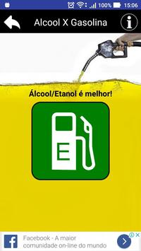 Álcool X Gasolina (Etanol X Gasolina) screenshot 2