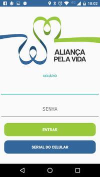 Aliança pela Vida apk screenshot