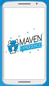 Maven Experience poster