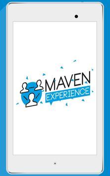 Maven Experience apk screenshot