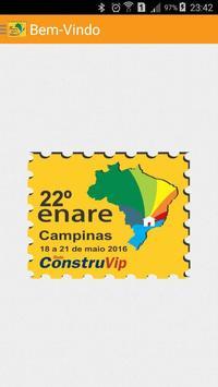 Enare Campinas poster
