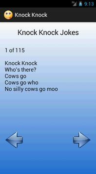 Knock Knock Jokes apk screenshot