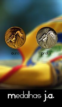 Medalhas Adventistas poster